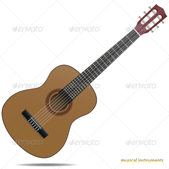 Acoustic Guitar - Media Technology