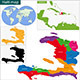 Haiti Map - GraphicRiver Item for Sale