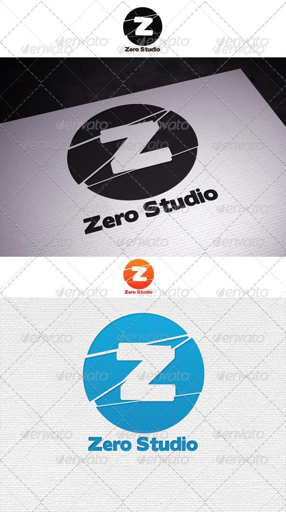 Zero Studio Z Letter - Letters Logo Templates