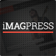 iMagPress - Flat Magazine Theme Nulled