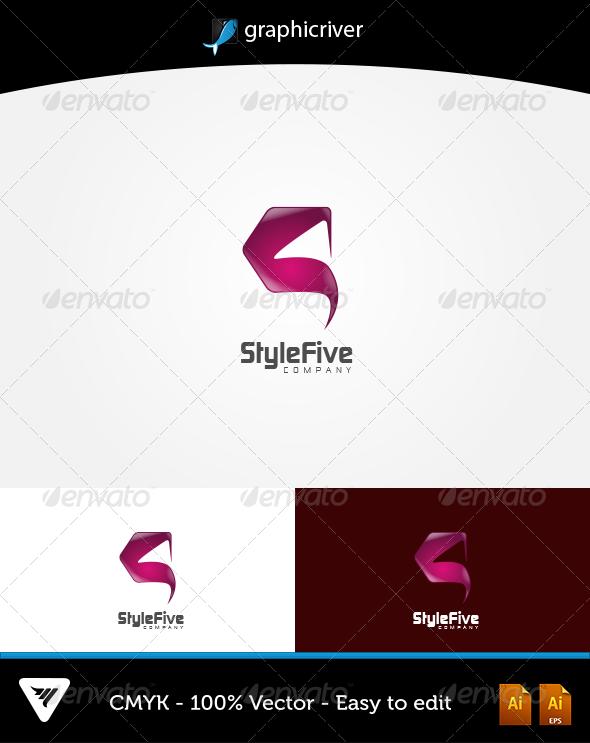 StyleFive Logo - Logo Templates