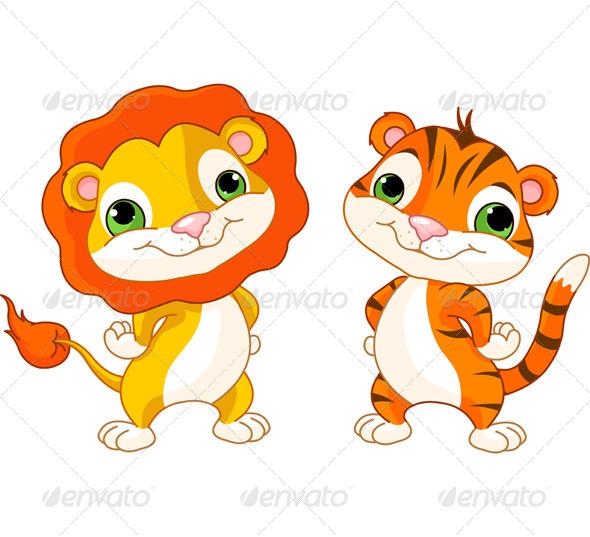 Animal Characters - Animals Characters
