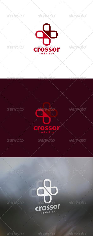 Crossor Logo - Symbols Logo Templates
