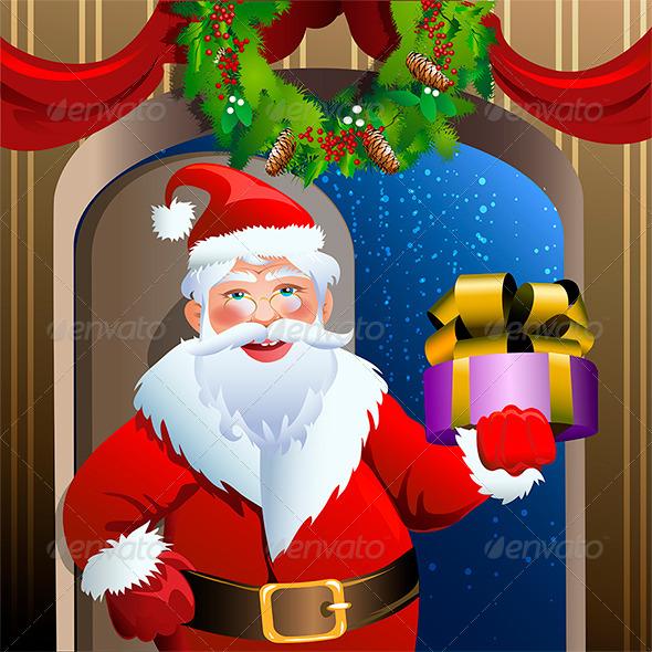 Santa Delivery Service - Christmas Seasons/Holidays