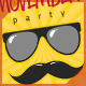 Movember Party - GraphicRiver Item for Sale