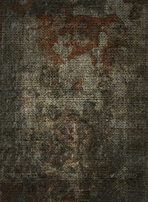 Stained canvas - Industrial / Grunge Textures