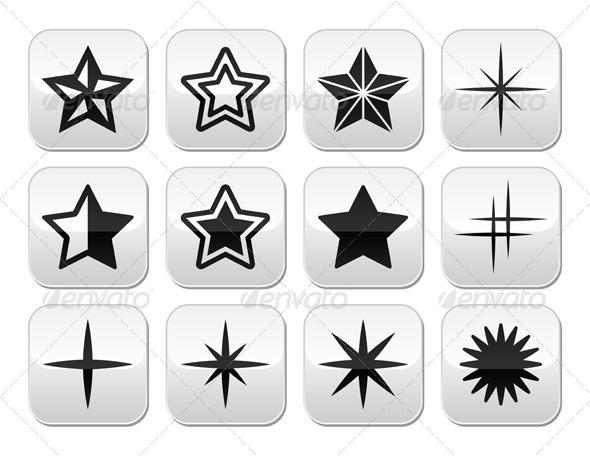 Christmas Star Set - Christmas Seasons/Holidays