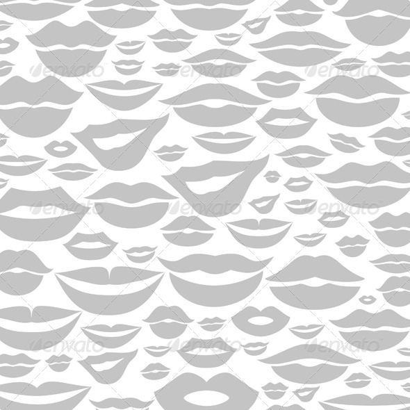 Lips Background - Miscellaneous Vectors