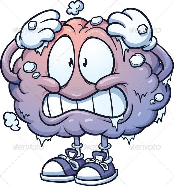 Brain Freeze - Conceptual Vectors