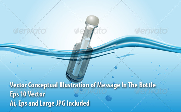 Message in the Bottle - Conceptual Vectors
