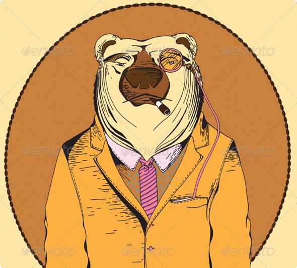 Bear - Vectors