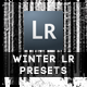 15 Pro Presets Winter Edition - GraphicRiver Item for Sale