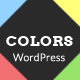Colors - Bootstrap WordPress Theme Nulled