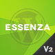 Essenza - Responsive Multi-purpose Grid Portfolio Theme - ThemeForest Item for Sale