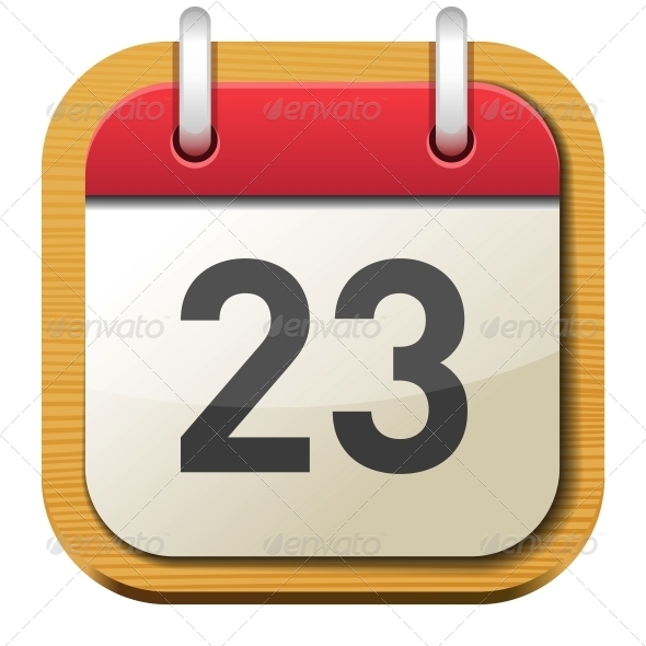 Calendar Date - Retail Commercial / Shopping