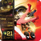 Xmas & NYE  Party Flyer Templates - GraphicRiver Item for Sale