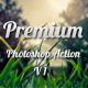 Premium Photoshop Action Vol.1 - GraphicRiver Item for Sale