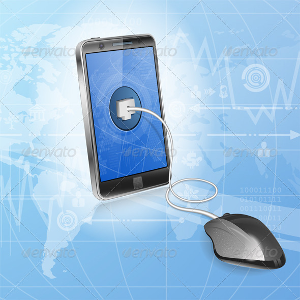 Mobile Computing Concept - Communications Technology
