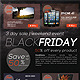 Black Friday Promotion / Sale Flyer Template - GraphicRiver Item for Sale