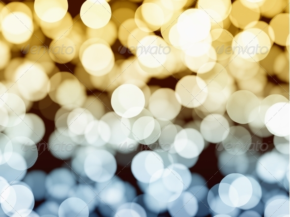 Defocus Light - Backgrounds Decorative