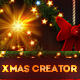 Christmas Tree Photoshop Creator - GraphicRiver Item for Sale