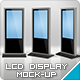 LCD Display Stand Mockup - GraphicRiver Item for Sale