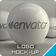 Logo on Sphere Mockup - GraphicRiver Item for Sale