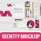 Ultimate Identity & Branding Mock-up Set. 01 - GraphicRiver Item for Sale