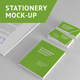 Photorealistic Stationery Branding Mock-Up - GraphicRiver Item for Sale
