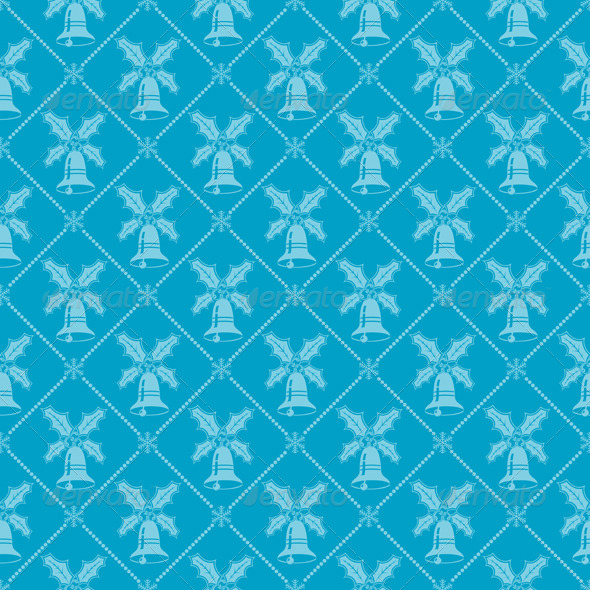 Seamless Christmas Texture - Patterns Decorative