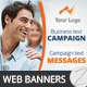 Web Banners 006 - GraphicRiver Item for Sale