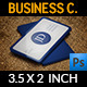 Corporate Business Card Template Vol.37 - GraphicRiver Item for Sale