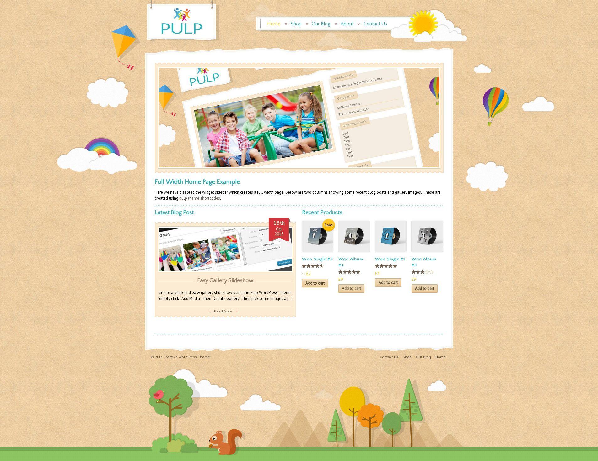 screenshots1creative kids responsive wordpress theme with animationjpg screenshots2pulp creative_home page blog screenshotjpg