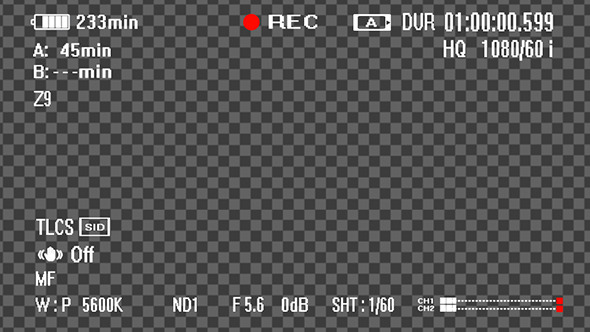 digital camcoder recording screen by blohslv videohive