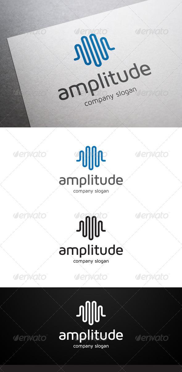 Amplitude Logo - Abstract Logo Templates