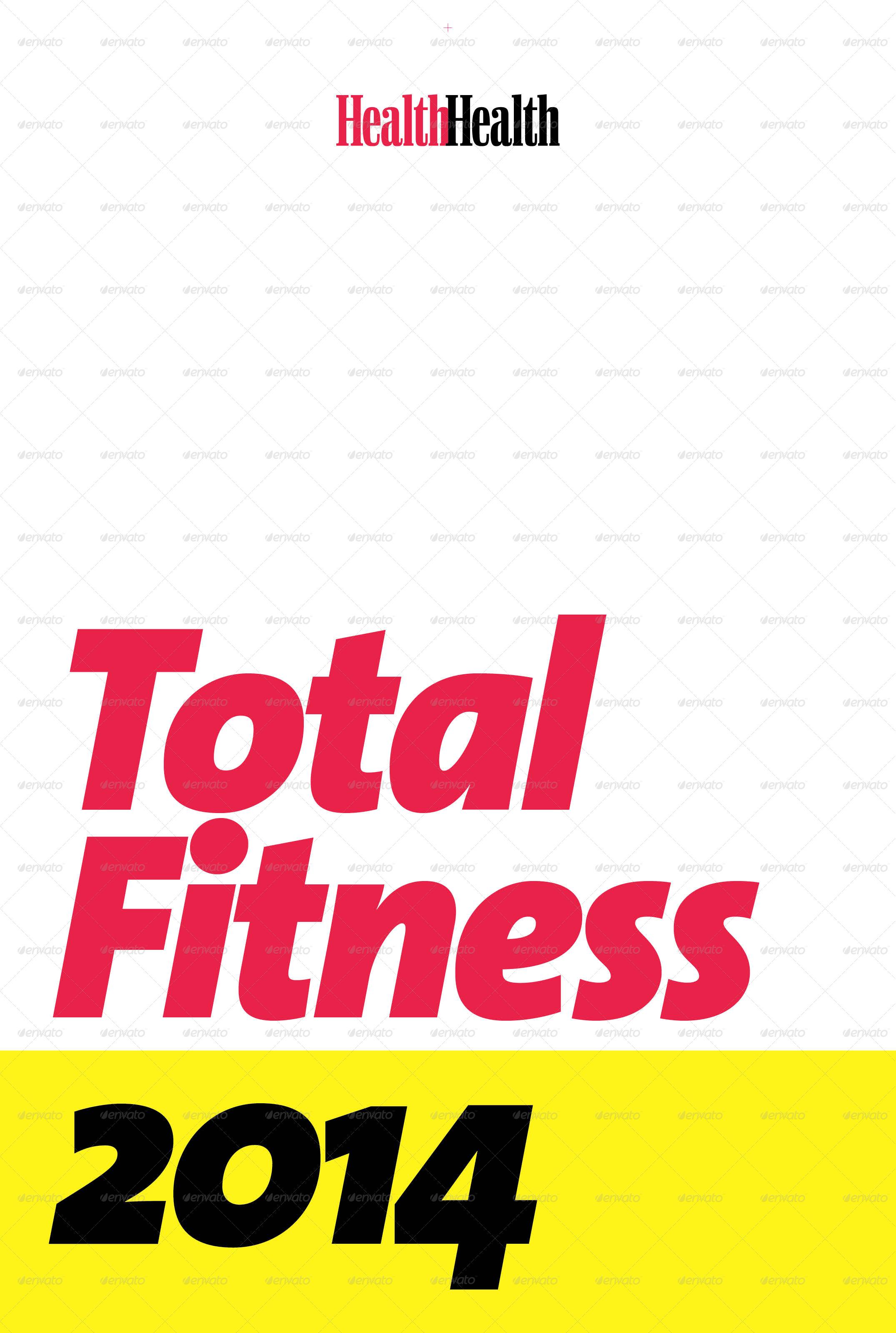 Fitness Calendar 2014
