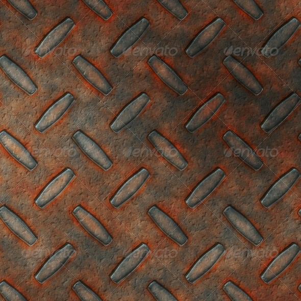 Rust diamond metal - Metal Textures