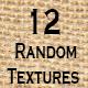 12 Random Textures - GraphicRiver Item for Sale