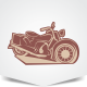 Classic Motor Logo - GraphicRiver Item for Sale