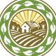 Organic Farm Fresh Food Logo Template - GraphicRiver Item for Sale
