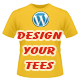 WP eCommerce Custom T-Shirt Design Studio