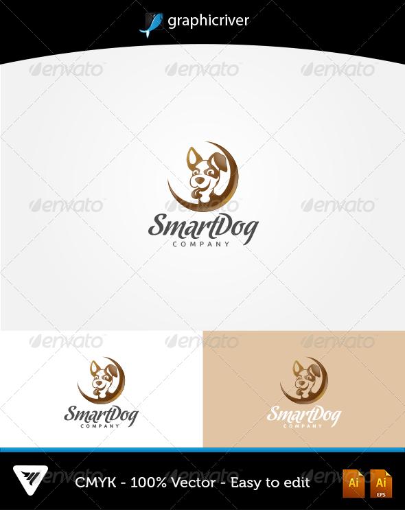 SmartDog Logo - Logo Templates