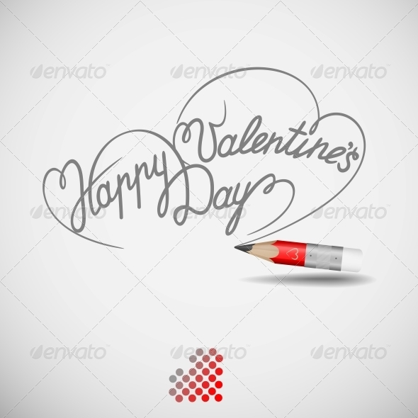 Happy Valentine's Day Card - Valentines Seasons/Holidays