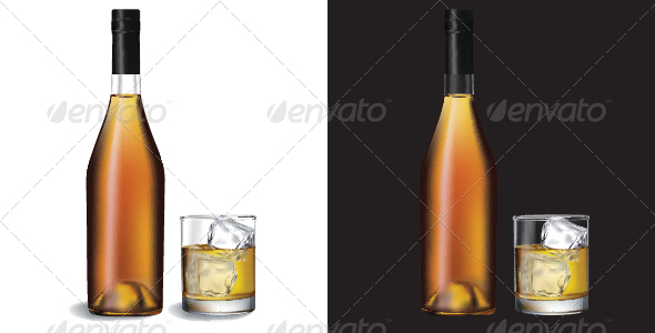 Whisky - Food Objects