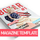 Bozar - Magazine Template Indesign - GraphicRiver Item for Sale