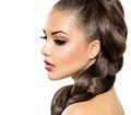 Hair Braid. Beautiful Woman with Healthy Long Hair - PhotoDune Item for Sale