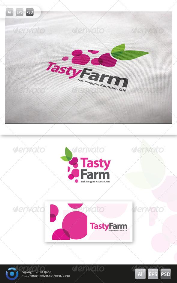 Tasty Farm Logo - Logo Templates