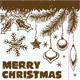 Christmas doodles - GraphicRiver Item for Sale