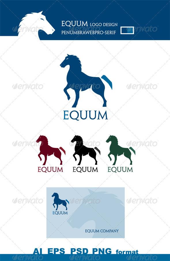 Equum - Animals Logo Templates