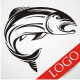 Salmon Logo - GraphicRiver Item for Sale